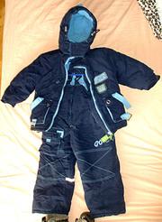 зимняя одежда для мальчика