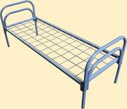 Кровати железные для рабочих,  кровати от производителя