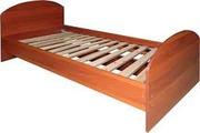 Кровати металлические  .металлические кровати  двухъярусные в наличии