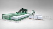 Оборудование для производства гaзобетона,  пенобетона