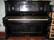 Пианино G. Wolkenhauer - 18 века.